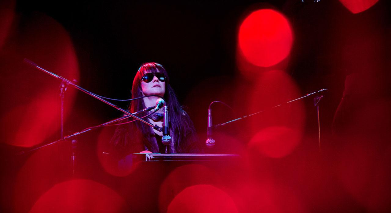 Nico auf der Bühne
