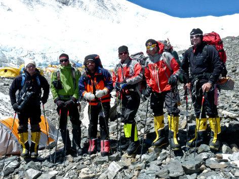 Universum History Erster auf dem Everest