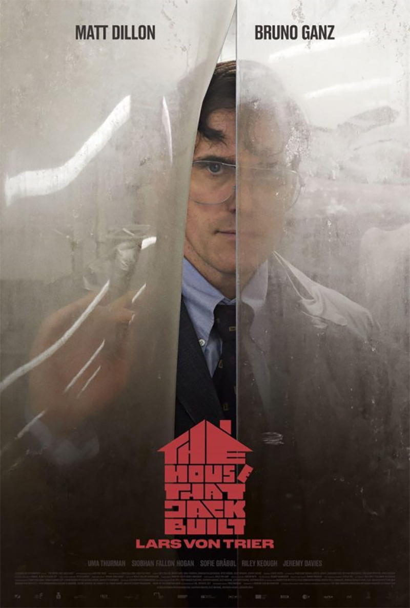 """Poster """"The House that Jack built"""""""