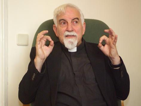 """Jesuit  Samir: """"Mischung Politik-Religion ist ein Unrecht"""""""
