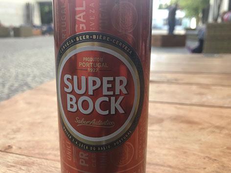 Superbock. ESC Blog