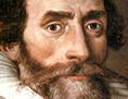 Porträt von Johannes Kepler