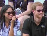 Prinz Harry und Meghan. Ein Herz und eine Krone