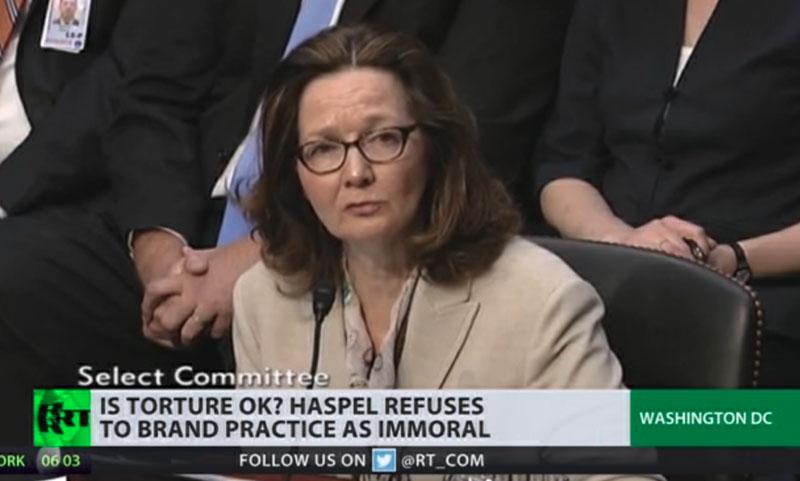 Die neue CIA Chefin Gina Haspel