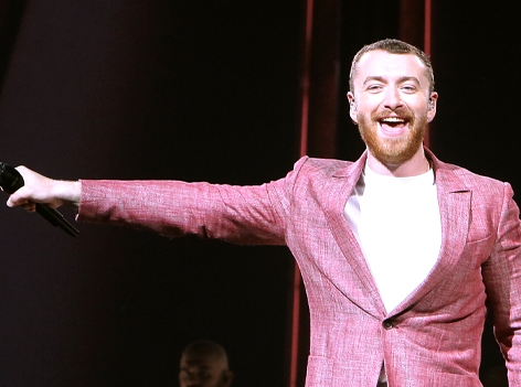 Sam Smith live in der Wr. Stadthalle May 8th, 2018