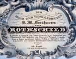 Herrensitze  Rothschilds Wien (1/6)