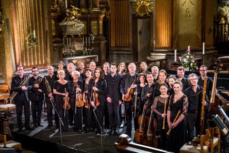 Michael Schade singt Haydns Schöpfung