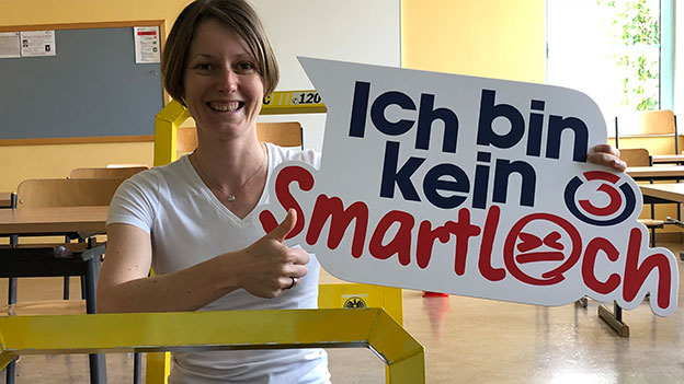 Martina Otter, Verkehrspädagogin beim ÖAMTC