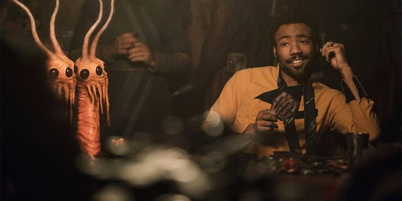 """Donald Glover in """"Solo"""""""
