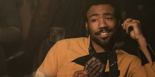 "Donald Glover in ""Solo"""