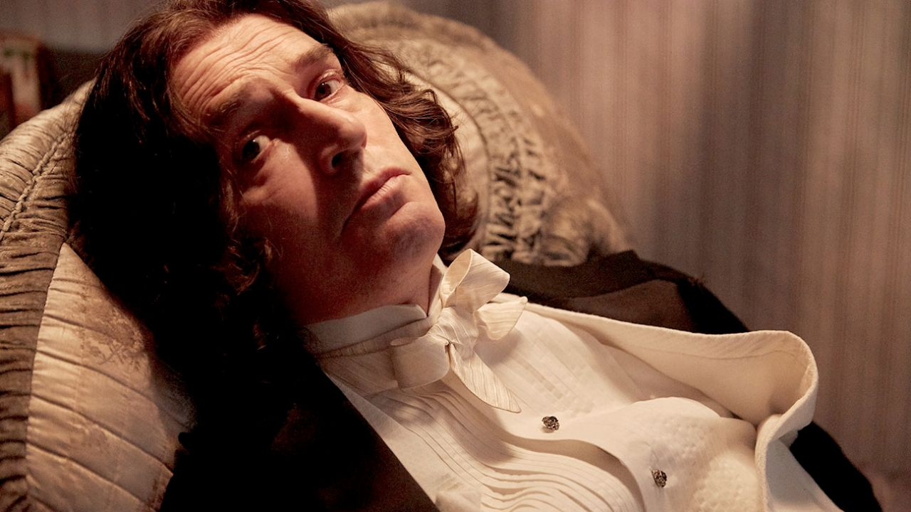 """Rupert Everett in """"The Happy Prince"""""""