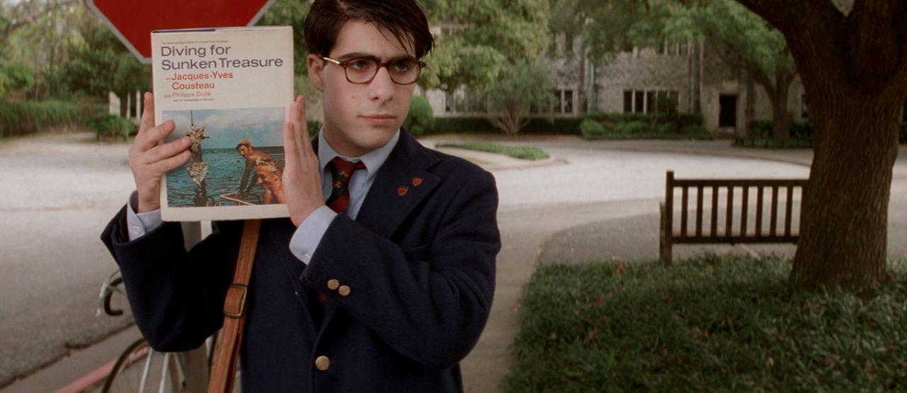 "Jason Schwartzman in ""Rushmore"""
