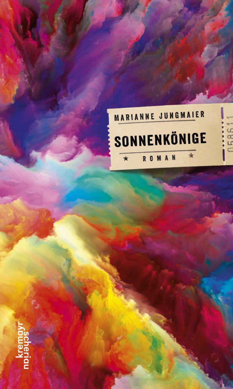 """Cover """"Sonnenkönigin"""""""