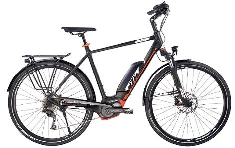 E-Trekking-Bike KTM Macina Fun 9 P5I