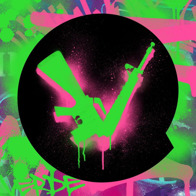 "Albumcover ""Verde"" von Marsimoto"