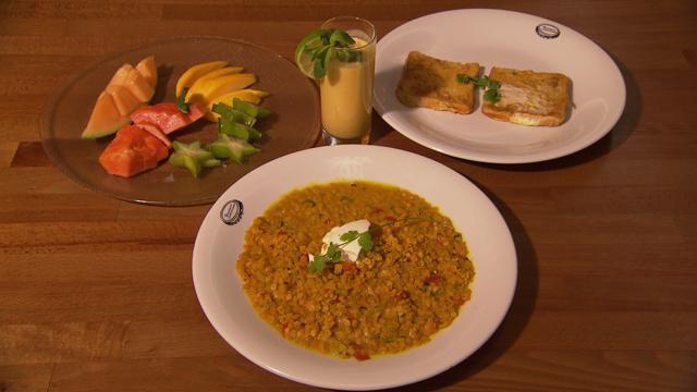 Indisches Frühstück Guten Morgen österreich