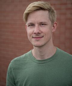 Ö3-Redakteur Max Bauer