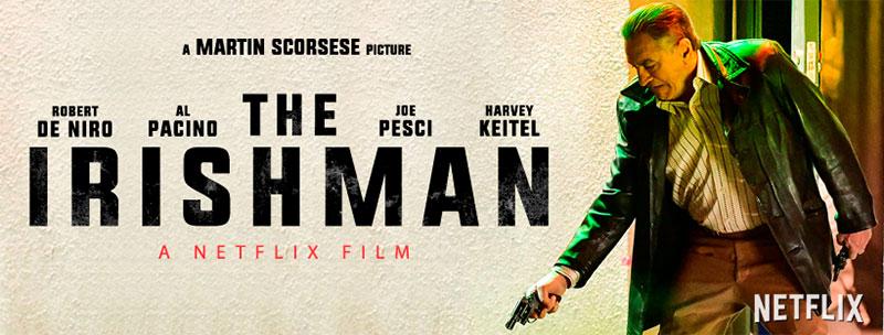 "Robert de Niro in ""The Irishman"""