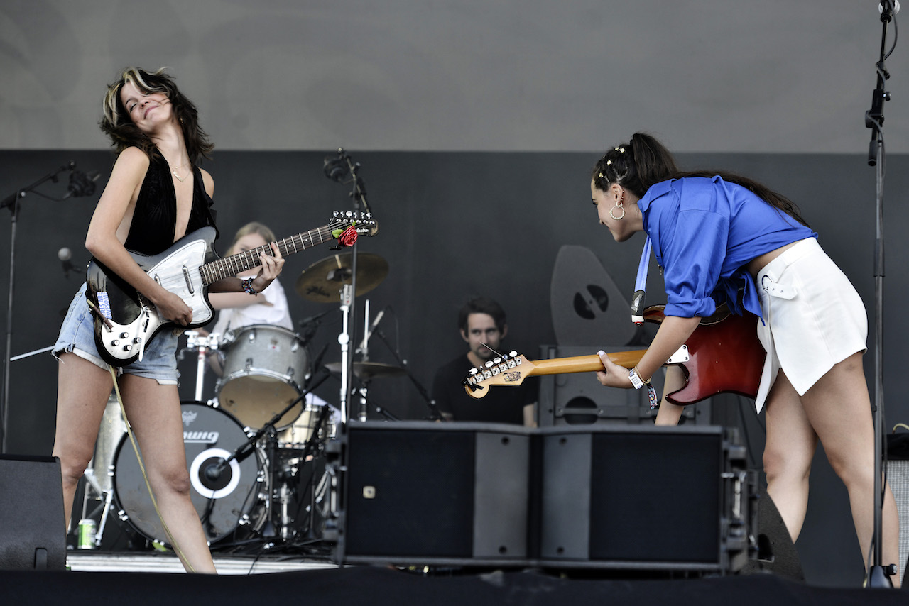 Hinds am Primavera Barcelona