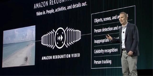 Amazon Recognition Video Präsentation