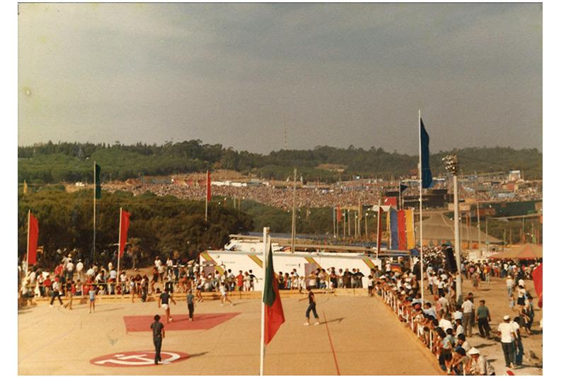José Alberto, Festa do Avante, Lissabon 1981