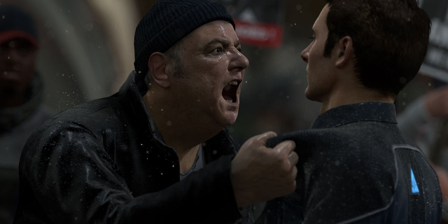 "Screenshot aus ""Detroit: Become Human"""