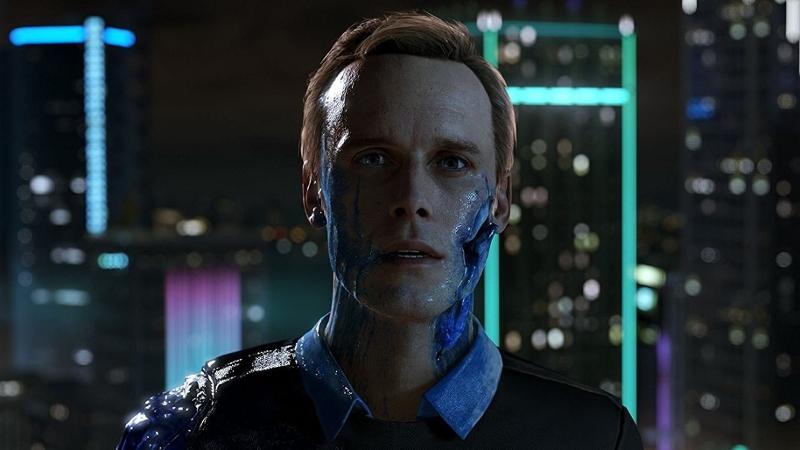 """Screenshot aus """"Detroit: Become Human"""""""