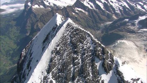 Eiger, Mönch & Jungfrau: Die erhabene Seite der Schweiz