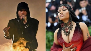 Eminem und Nicki Minaj