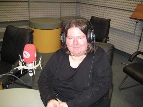 Kandidatin Charlotte aus Radenthein