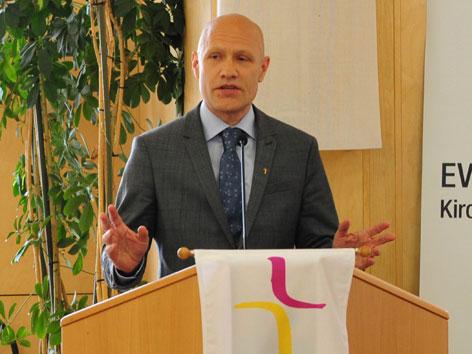 Matthias Geist,  neuer Superintendent von Wien