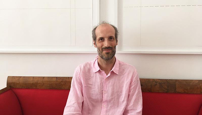 Mathematiker Martin Hairer