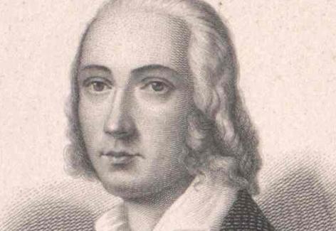Porträt von Hölderlin