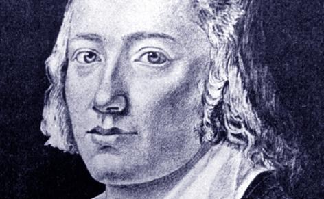 Johann Christian Friedrich Hölderlin (undatiertes Archivbild)