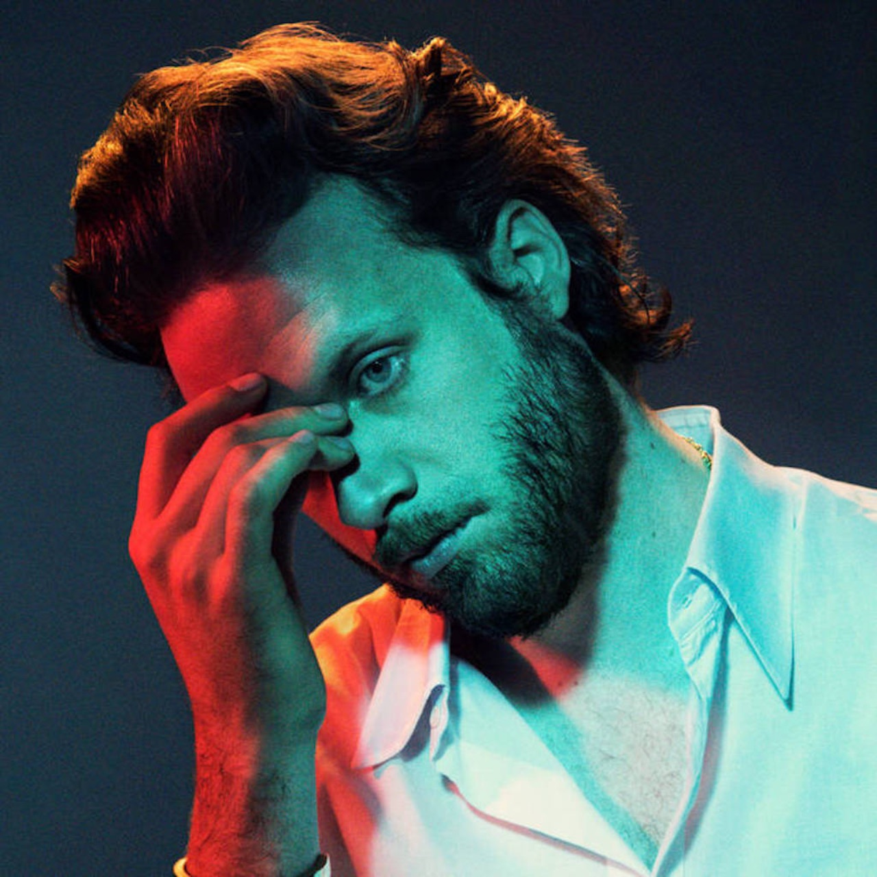 "Father John Misty Cover ""God's Favorite Customer"""