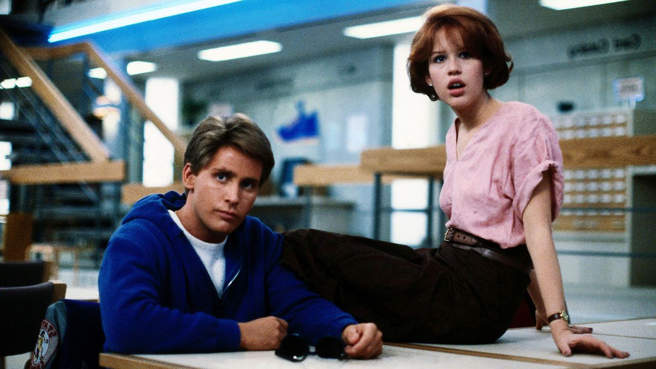 "Szenenbild aus ""The Breakfast Club"""
