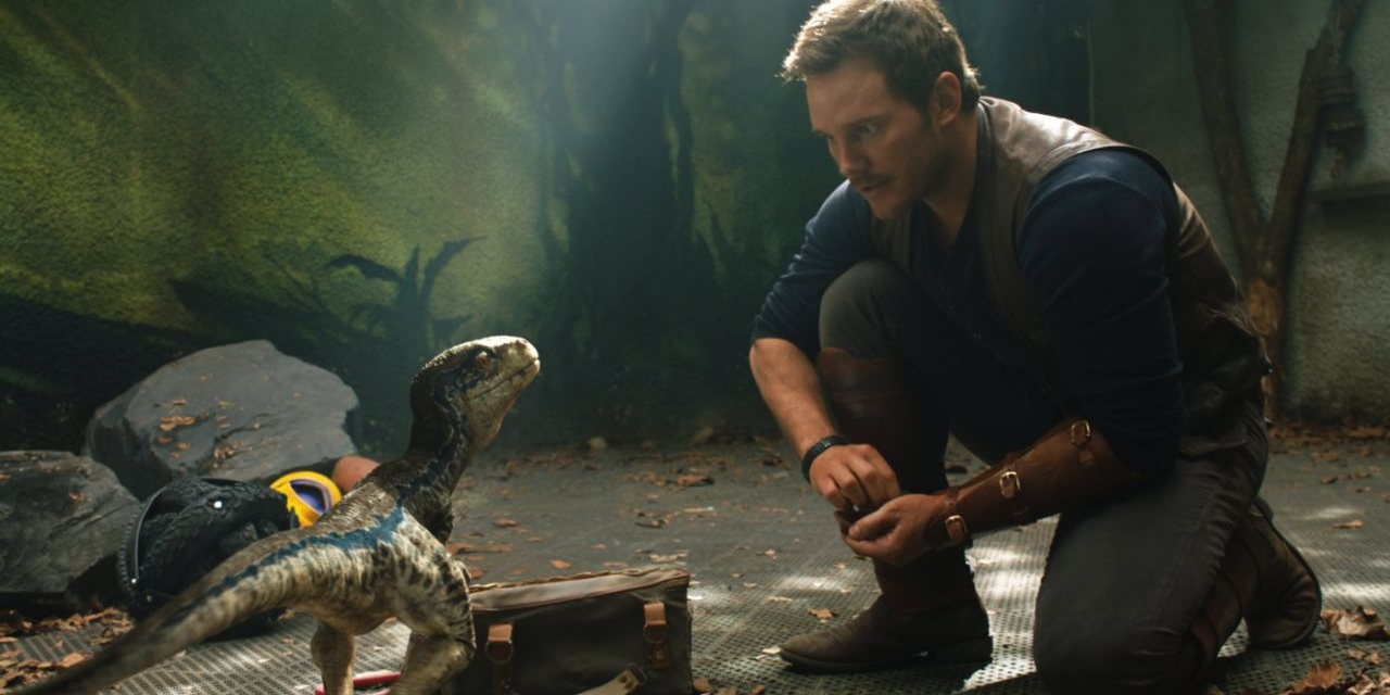 "Szenenbild ""Jurassic World: Fallen Kingdom"""