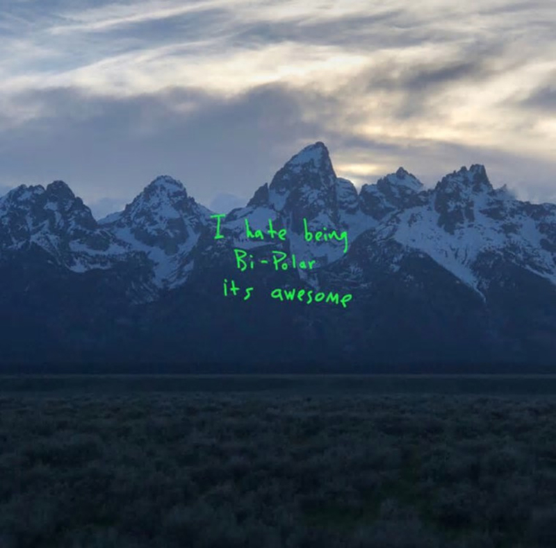 "Kanye West / ""Ye"" Cover"