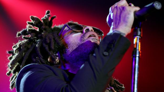 Lenny Kravitz live in Wien am 9. Juni 2018