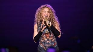 Shakira beim Auftakt ihrer Tournee in Hamburg