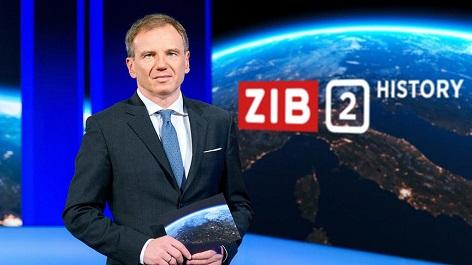 Armin Wolf ZIB 2 History