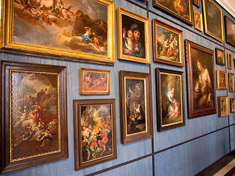 Galerieraum Stift Altenburg
