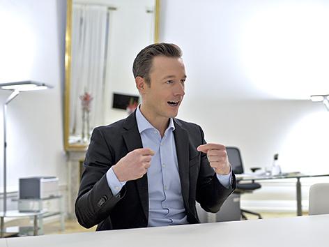 Der für Kultusangelegenheiten zuständige Minister Gernot Blümel (ÖVP)