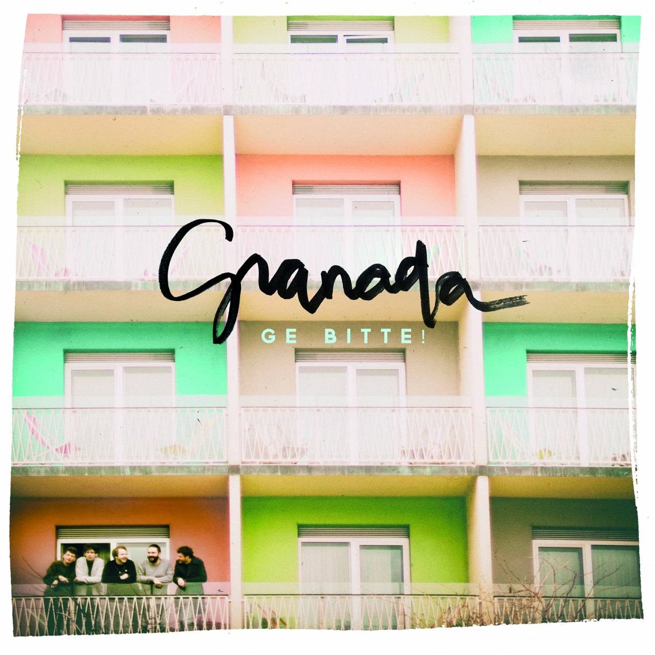 "Granada Albumcover ""Ge Bitte"""
