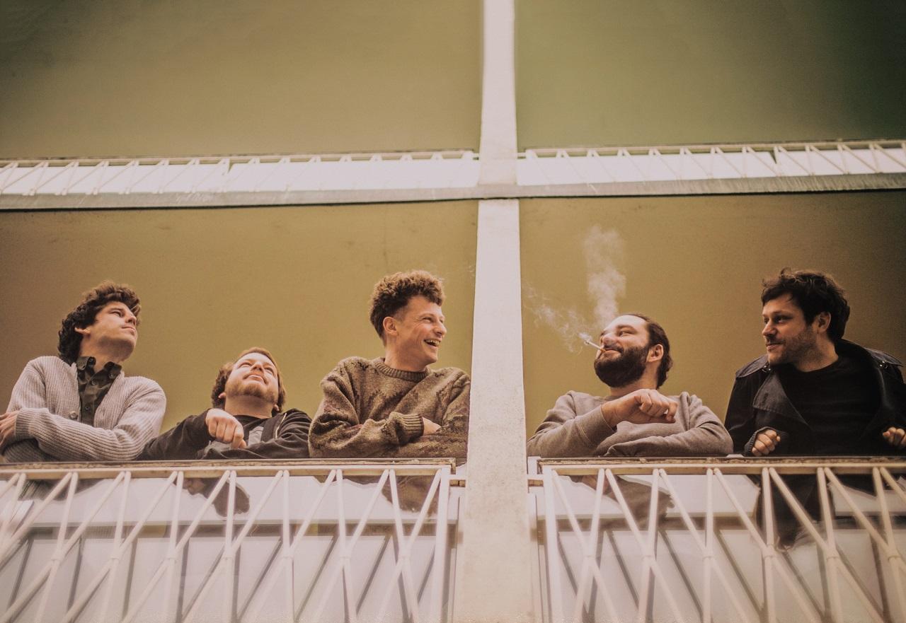 Portraitfoto der Grazer Band Granada