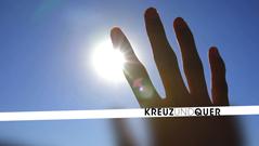 """Sendungslogo von """"Kreuz & Quer"""""""