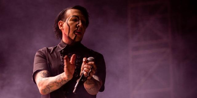 Marilyn Manson am Novarock 2018