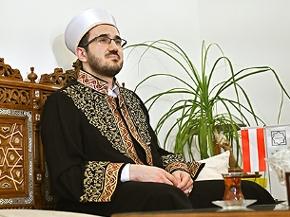 IGGÖ-Präsident Ibrahim Olgun