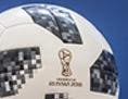 Der offizielle WM-Ball in Russland 2018