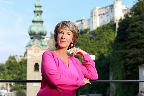 Salzburger Festspielgespräche mit Barbara Rett